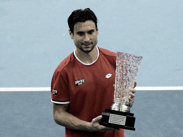 ATP Vienna, trionfa Ferrer. Battuto un grande Johnson