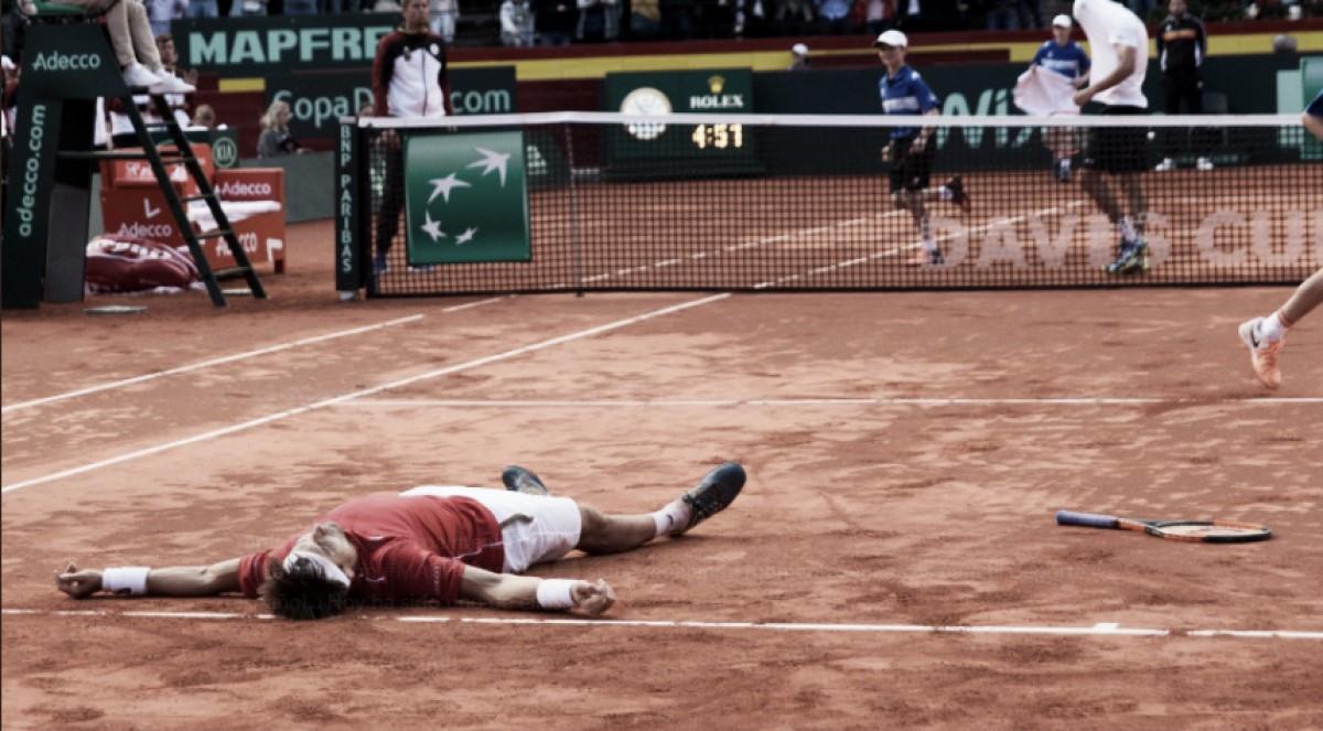 La epopeya de Ferrer que ha llevado a España a semifinales