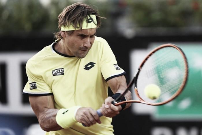 David Ferrer vence conterrâneo Guillermo Garcia-Lopez e vai às oitavas em Roma