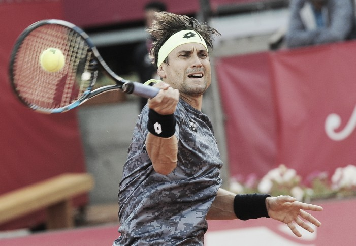 ATP Estoril: David Ferrer overcomes Frederico Ferreira Silva