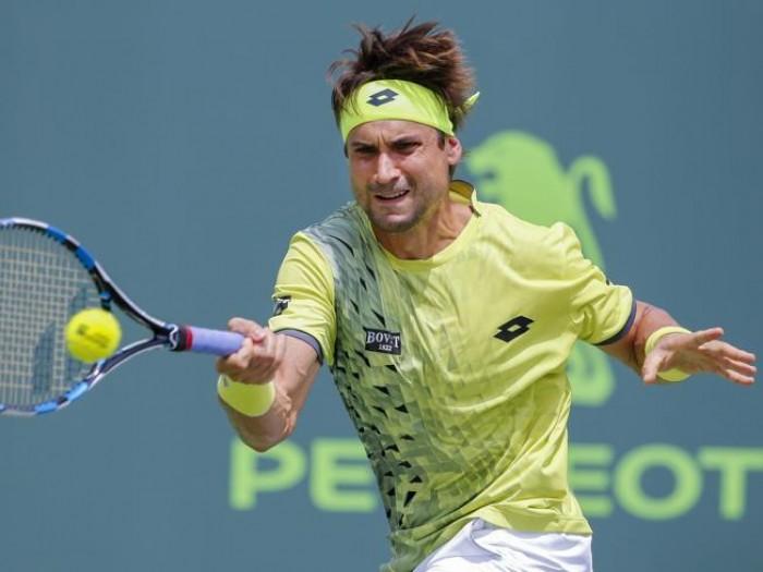 ATP Miami: David Ferrer Escapes Tough First Set To Defeat Taylor Fritz