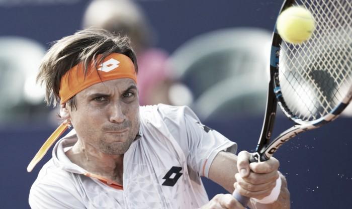 Argentina Open 2016: Ferrer, tetracampeón del torneo, batió a Olivo y se instaló en los cuartos de final