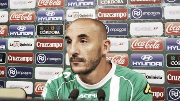 """Chapi Ferrer: """"No será nada fácil"""""""