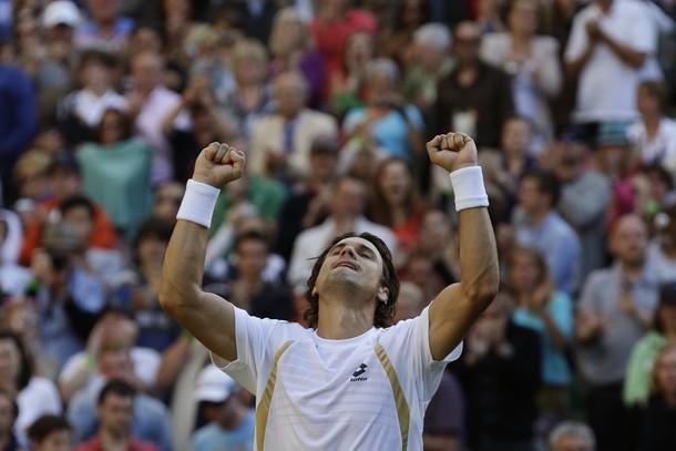 Wimbledon: La madurez de Ferrer