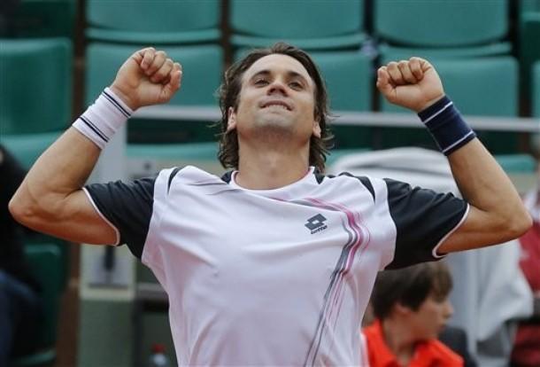 Anche Ferrer in semifinale a Parigi