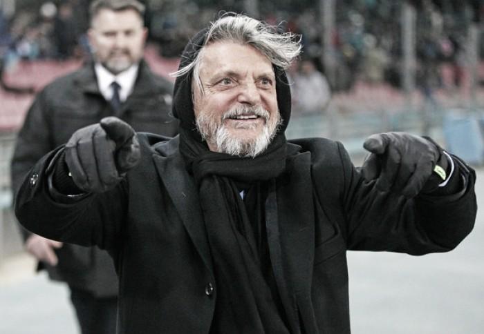 """Sampdoria, Ferrero: """"Vorrei togliere o alzare la clausola di Schick"""""""