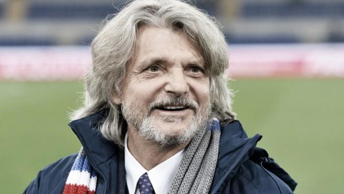 """Ferrero: """"Altro che vendere, sono pronto ad investire ancora. Pure su Montella"""""""