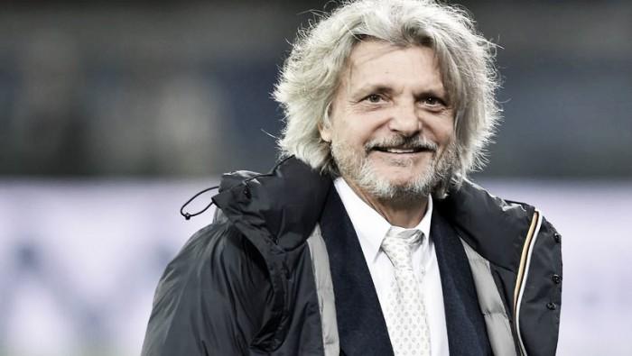 """Ferrero: """"Ripartiamo da Montella l'anno prossimo, non voglio più un campionato così sofferto"""""""