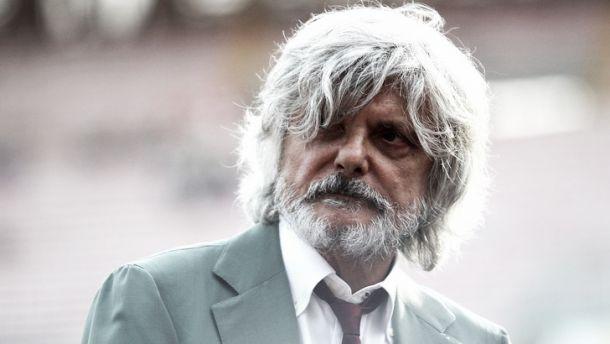 """Ferrero risponde a De Laurentiis: """"Pensi ai suoi giocatori, Soriano è della Sampdoria"""""""