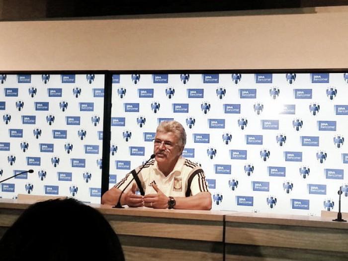 """Ricardo Ferreti: """"Monterrey no necesita ayuda de nadie"""""""