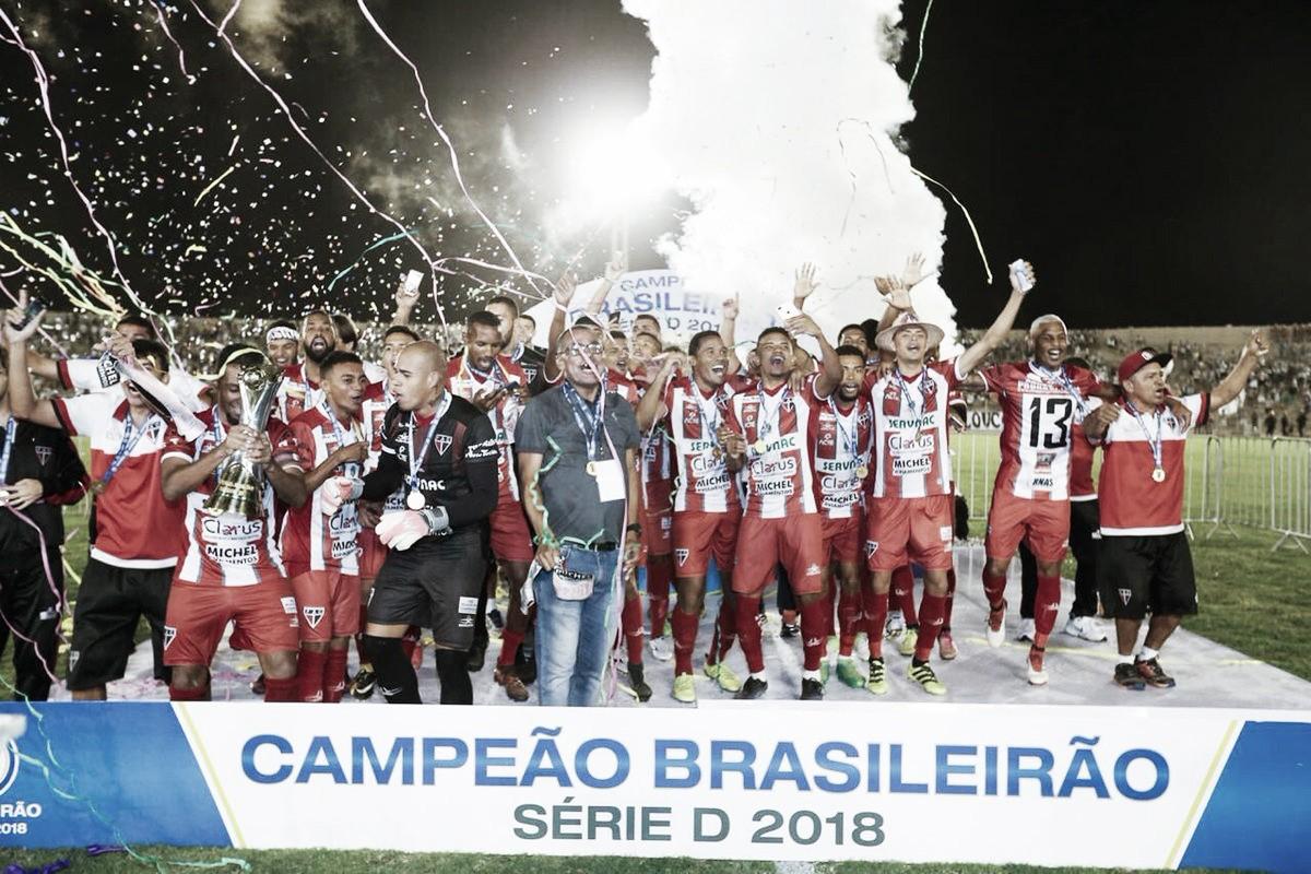 Ferroviário perde jogo de volta da final contra Treze, mas assegura título inédito da Série D