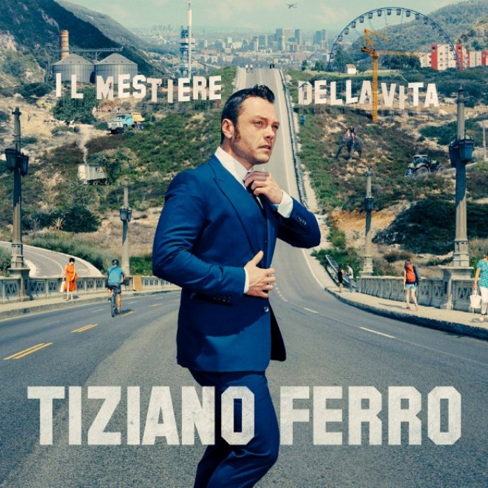 Tiziano Ferro, nuovo album
