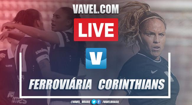 Gols e melhores momentos de Ferroviária 1 x 1 Corinthians pela final do Brasileirão Feminino
