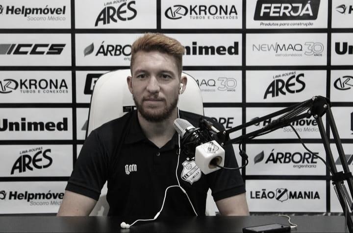 Ferrugem cita motivação pessoal na disputa do Campeonato Paulista pela Inter de Limeira