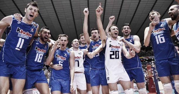 L'Italia risorge e sale sul terzo gradino di Eurovolley maschile 2015