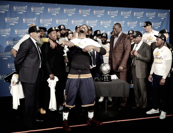 NBA Playoffs: Cleveland conquista le Finals. Le parole dei protagonisti
