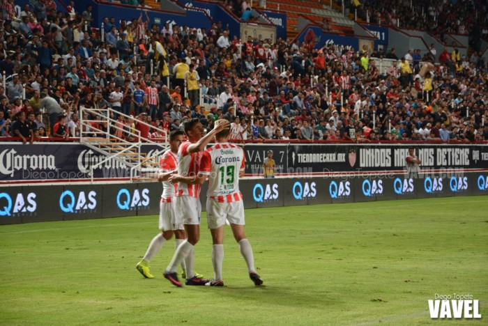 Necaxa se lleva la Copa de la Amistad 2016