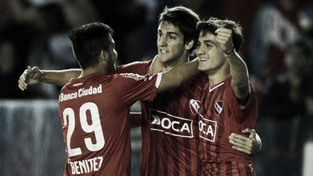 Independiente sigue peleado con el gol y empató con Boca