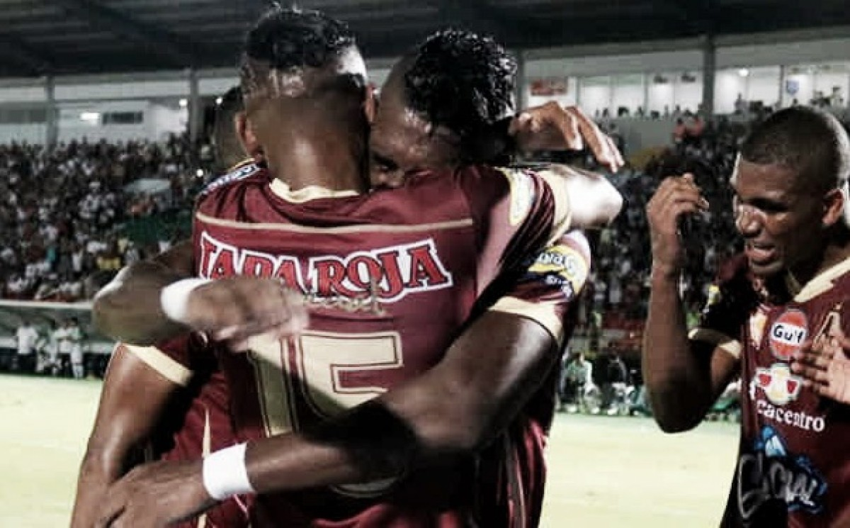 Tres puntos sufridos para el Deportes Tolima