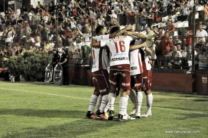 Huracán 1- Caracas FC 0: Puntuaciones del Globo