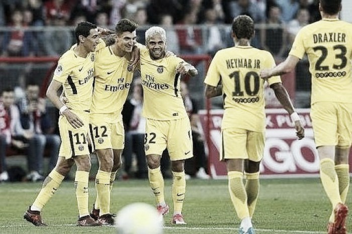 Resumen de la jornada número 9 de la Ligue 1: El PSG sigue a paso firme