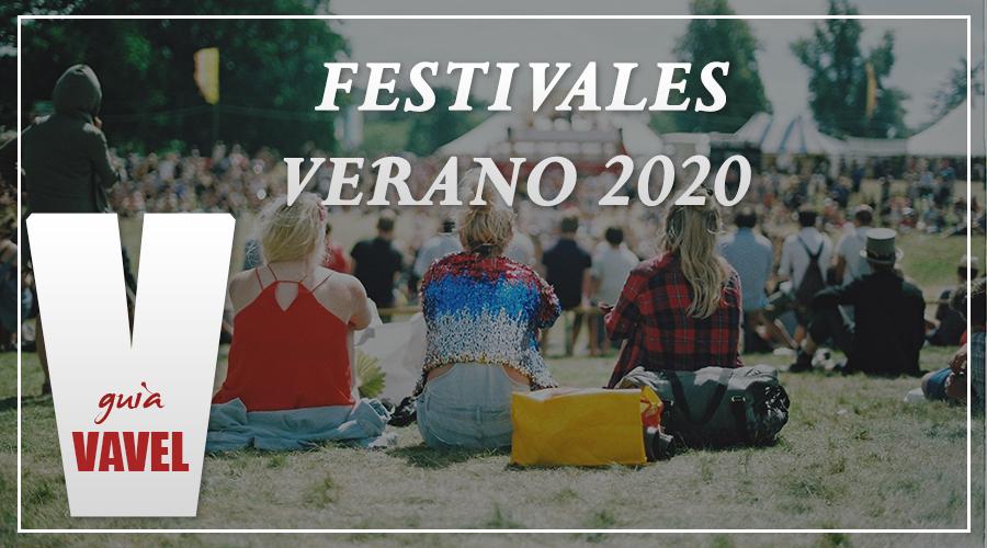 Guía VAVEL: Festivales de verano 2020