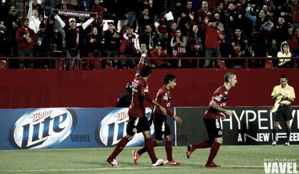 Con polémica incluida, Xolos venció por la mínima a Cruz Azul