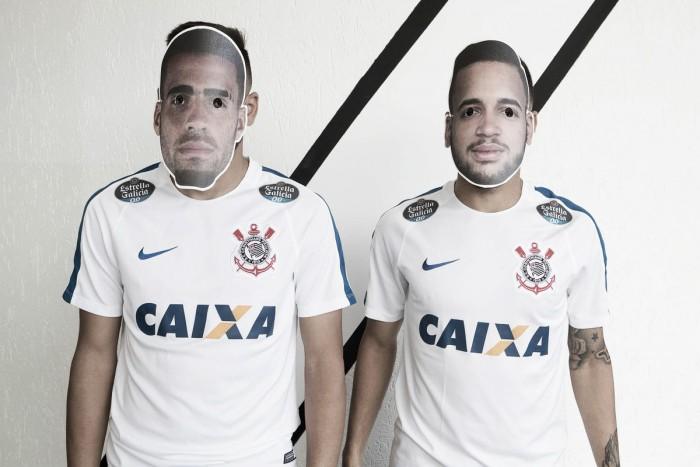 """Mascarados, Gabriel e Maycon exaltam conjunto do Corinthians: """"Deu orgulho"""""""