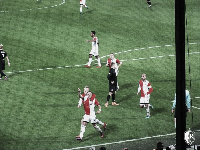 Em jogo equilibrado, Feyenoord vence Zorya Luhansk e chega à liderança do Grupo A da UEL