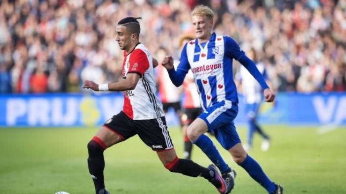 Eredivisie: ancora pari Feyenoord, recuperano Ajax e PSV