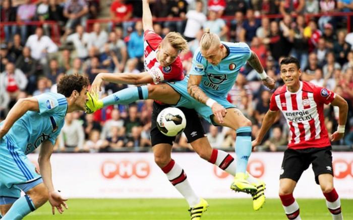 Eredivisie: il Feyenoord batte il PSV in casa! Risale lentamente l'Ajax