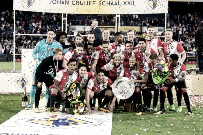 Los penaltis dan un nuevo título al Feyenoord