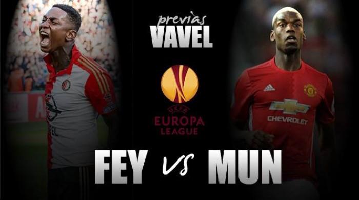 Europa League - Il Manchester United e Mourinho ripartono dall'Olanda: c'è il Feyenoord
