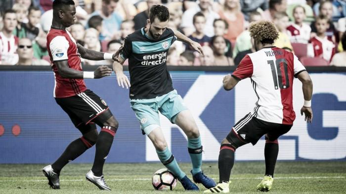 PSV - Feyenoord: Rumbo al cielo