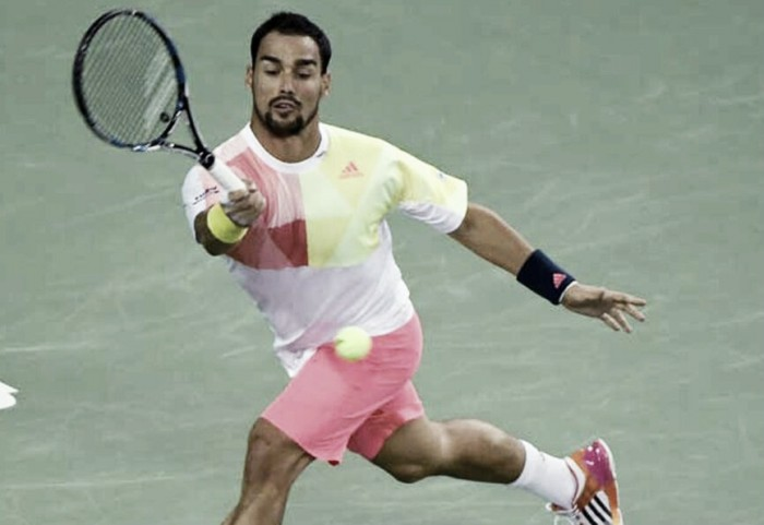 Tennis: Fognini in semifinale a Mosca