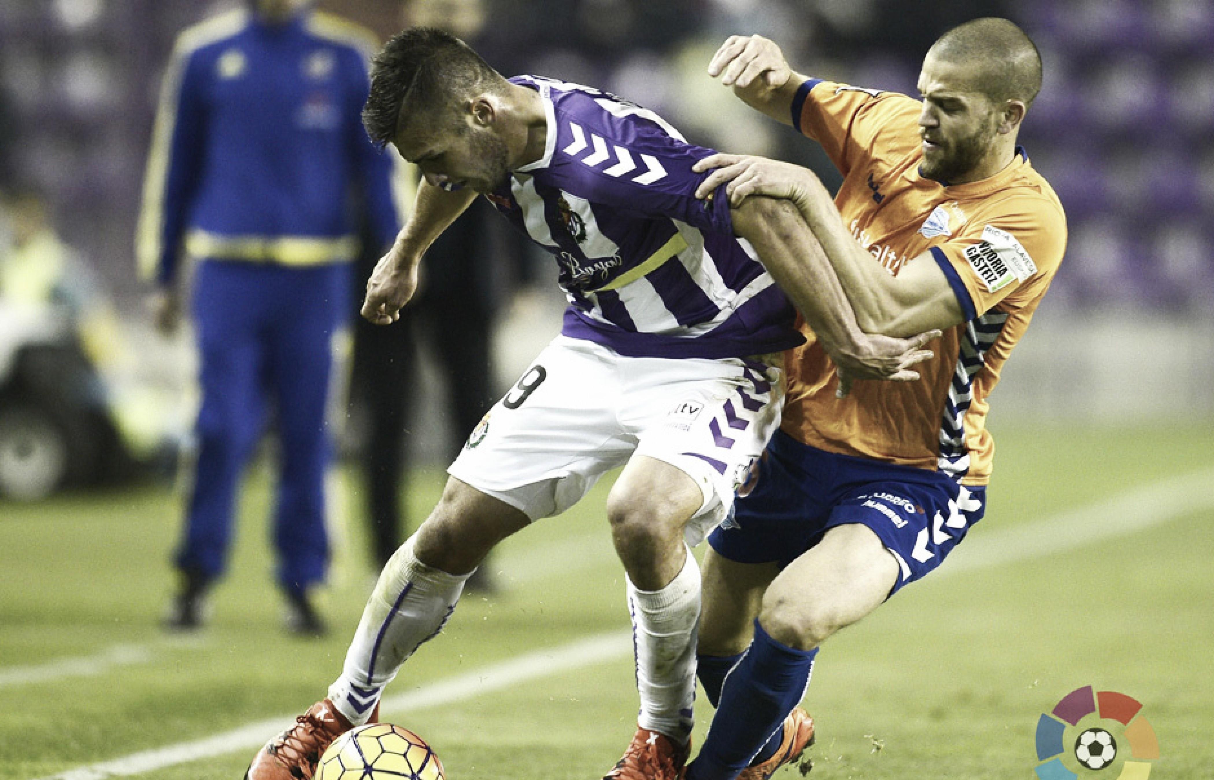 Claves del Real Valladolid - Alavés: pucela, con la necesidad de ganar
