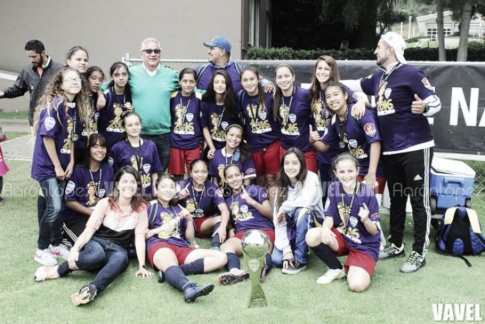 CEFOR Baja California se corona en la Liga Nacional Femenil Amateur Scotiabank