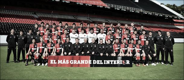 Newell´s Old Boys: Torneo Final 2014