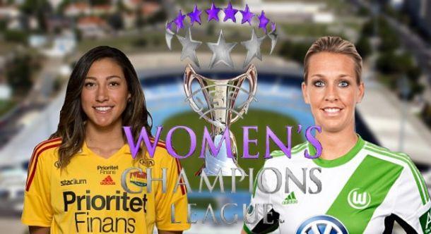 Ligue des Champions: Finale Tyresö -  Wolfsburg direct