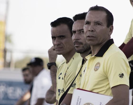 """José Guadalupe Cruz: """"No hay otro objetivo que salir campeón"""""""