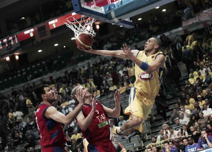Baskonia 2006: Maccabi resquebrajó el 'pick&roll'