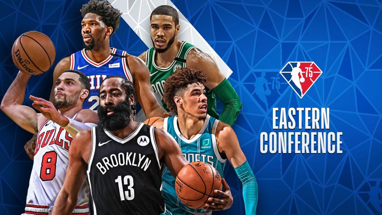 Guía VAVEL NBA: Conferencia Este Temporada 2021-2022