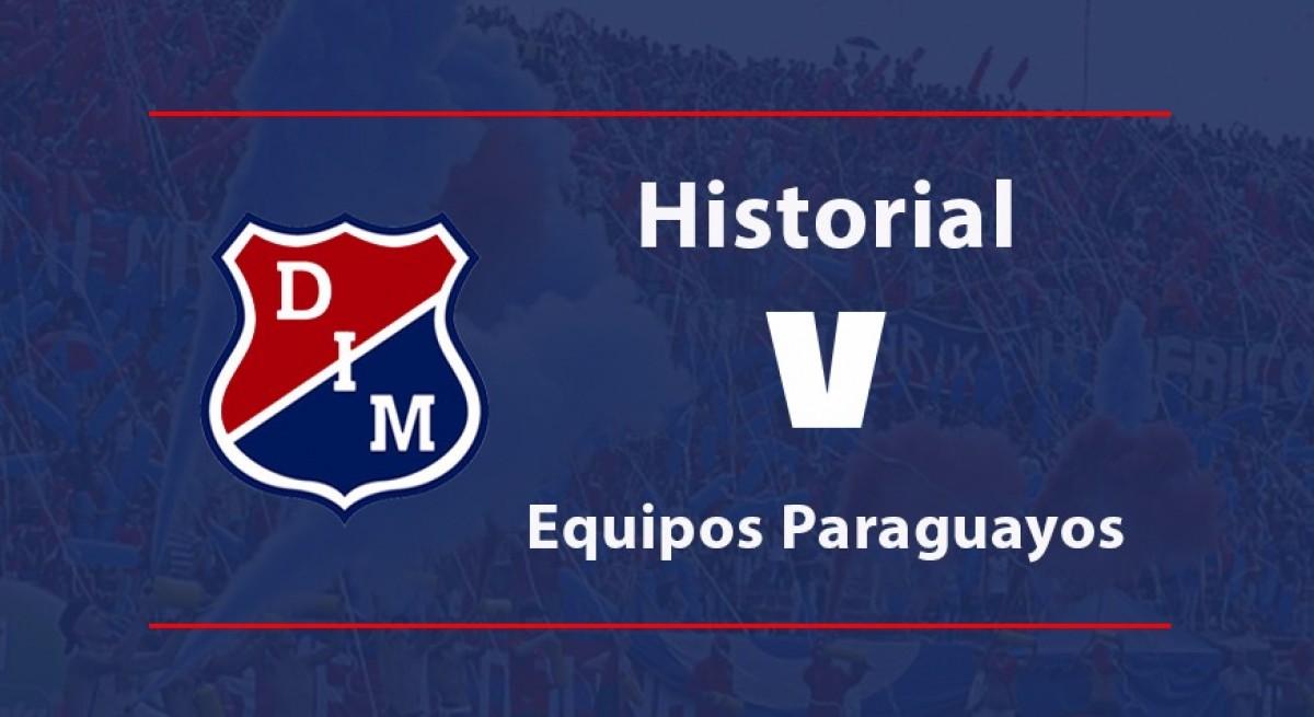 Medellín se crece ante equipos paraguayos