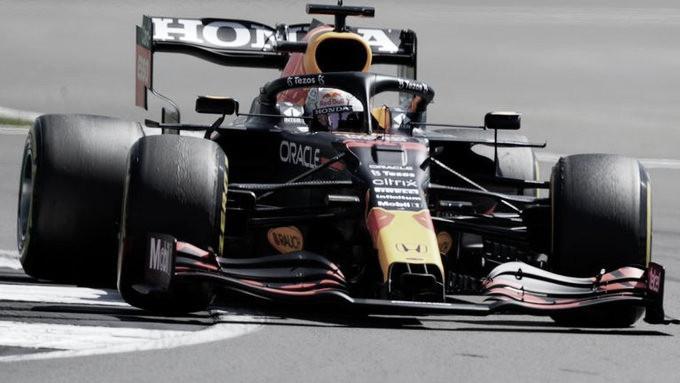 Verstappen gana el sprint