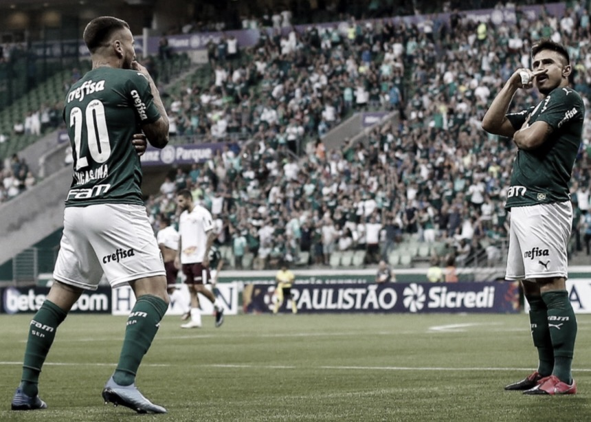 Lucas Lima se destaca como segundo maior assistente da equipe
