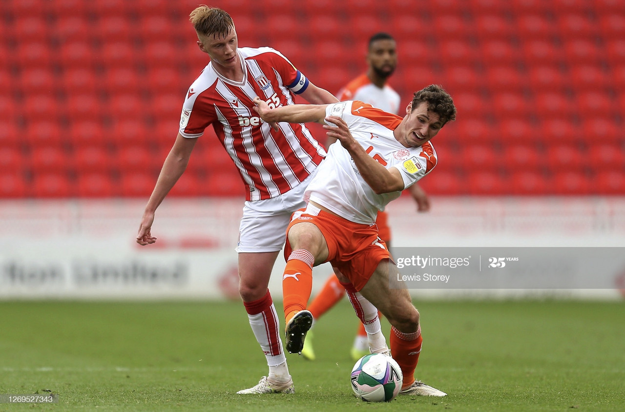 Stoke 0-0 Blackpool (5-4 on pens) : Stoke advance in the EFL Cup with shootout victory