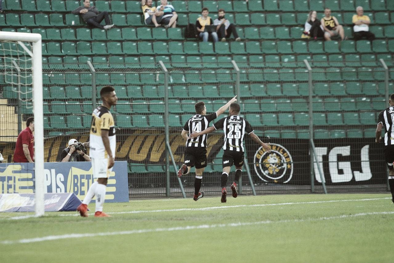Em clássico movimentado, Figueirense vence Criciúma pela Série B