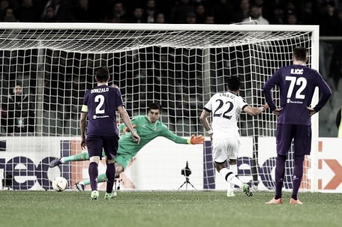 Fiorentina 1-1 Tottenham Hotspur: Viola stifled as Spurs grab vital away goal