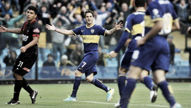 Análisis táctico: Boca 2 - 0 Colón