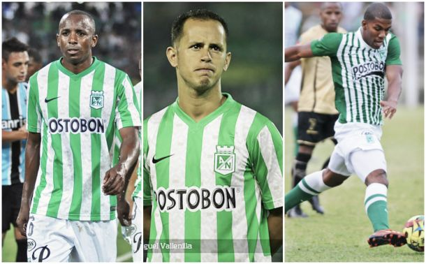 Valencia, Berrío y Guerra fueron dados de alta en el hospital verde